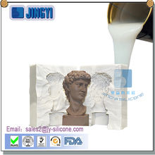 silicone rubber for gypsum statues mold making