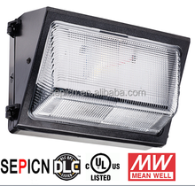 90 watt outdoor up and down wall light, LED wall pack lights wth photo cell sensor optional