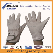 11 inch pig and cow Skin Leather Gloves