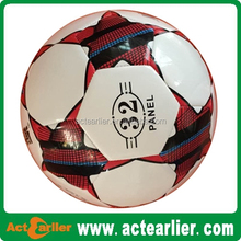 2015 popular design cheap pvc soccer ball