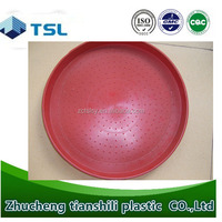 China supply chicken feeding tray in plastic material for poultry