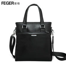 Hot sale FEGER big volume cheap price trendy leather handbag wholesale in China