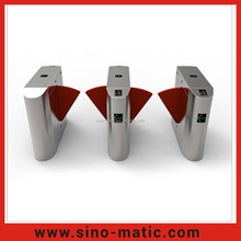 Security crowd control indoor and outdoor hotel speed gate