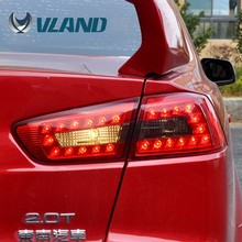 Top quality and low price of led rear light plug and play rear led tail lamp for Mitsubishi lancer tail light
