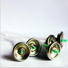 Christmas spray snow valve/cchristmas tree snow spray aerosol valves