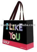 promotional non woven bag for shopping