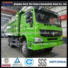 Sinotruk howo tipper truck/25ton sinotruk dump truck