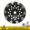 EN 13236 Arrow Metal Bond 250mm Diamond Grinding Disc for Concrete