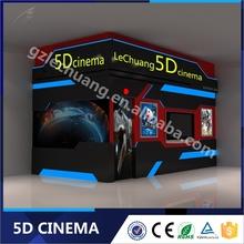 Pneumatic/Hydraulic/Electric Kids Playground Equipment Eletrical Cinema