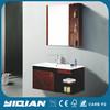 Canada style hot design hanging antique bathroom vanity cabinet