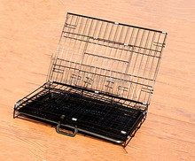 dog show welded wire mesh iron cage made in China