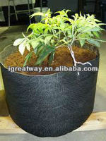 coated non woven hydroponic plant and tree nursery (1 gal to 1200 gal)