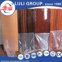 high gloss uv paint melamine mdf board /high gloss acrylic for cabinet from LULI GROUP