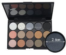 mixed palettes New 15Color Warm Makeup Eyeshadow Palette