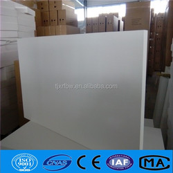 light weight low thermal conductivity heat thermal insulation boards fire resistant calcium silicate boards