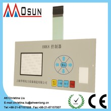touch screen keypad thin-film custom-made flat membrane switch