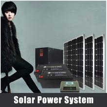 Factory Price Amorphous Silicon Thin Film Flexible Solar Energy System
