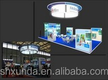 New Design ! Magnetic floating exhibition stand ,exhibition stand / stall / booth