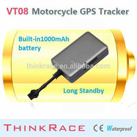 Thinkrace Professional solar powered gps tracker VT08