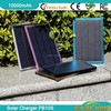 2015 10000ma super slim mini solar charger bag for mobile with CE RHOS FCC
