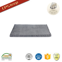 Cheap Waterproof Square OEM Eco-Friendly Round luxury pet dog bed wholesale