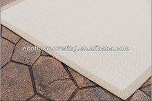 PVC plastic mat,woven vinyl coverings