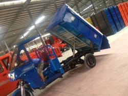 Dayun Chopper Cargo Tricycle