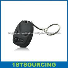 HD 720P Car Key Camera USB Rechargeable DVR
