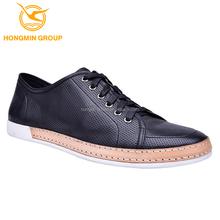 guangzhou high class italian men shoes , 2015 wholesale fashion european breathable men lace up leather casual shoes