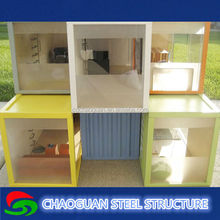 High Quality mobile container house for sentry box house and cottage, manufacturer in China