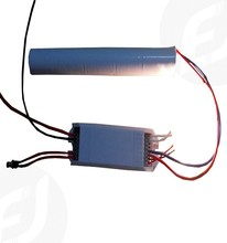 Universal led emergency conversion battery pack for 40W led tube emergency 1.5hours