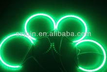 High brightness NEW RGB LED rings DC 12V