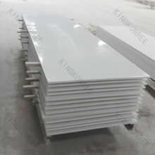 solid surface sheet for bath surrounding wall covering