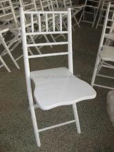 folding tiffany chair,wooden tiffany chair