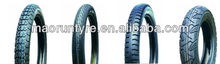 motocycle tyre and inner tube 2.25-14