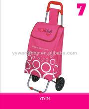 SW Modern fashion design folding trolley bag