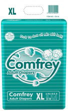 NEW PRODUCTS OPEN TYPE ADULT DIAPERS COMFREY A GRADE OEM&ODM WELCOMED MANUFACTURE IN CHINA