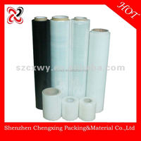 Color PE Plastic Stretch Film for Packaging