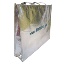 Custom Printing Top quality natural shopping bags fashionable shopping bag manufacture