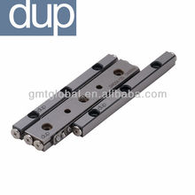 dup DRD crossed roller slide with linear guide rail