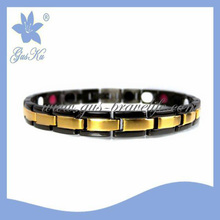 2015 STB-038BG Hot sale ion bracelet magnetic sport
