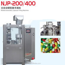 NJP-400 Fully Automatic With Best Price Capsule Filling Machine