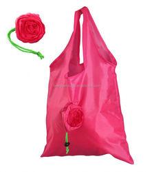 Flower rose design eco wholesale cheap shopping bag 6