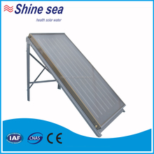Flat Plate Solar Collector for Industrial Use