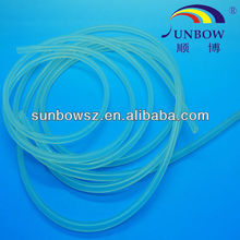 anti-corrosion Platinum cured silicone rubber tube for peristaltic pump
