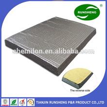 aislante térmico aislante de calor de metal del techo aislante de espuma xpe