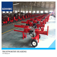 China Hot Selling 42 Ton PTO Driven Hydraulic Log Splitter For Tractor