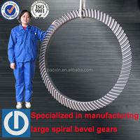 High precision bevel gear