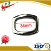 fashion slide metal buckle quick release buckle