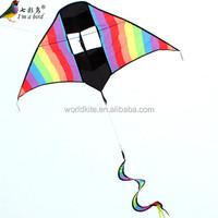 Outdoor sport children 3d flying kite